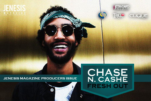 JENESIS To Release Producers Issue Dec 18th; Releases Info on 1st feature: Chase N. Cashe