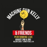 [Event] E.S.T. Fest: Machine Gun Kelly & Friends 8/2 & 8/3 (Garrettsville, OH)