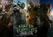 """Check Out The Latest """"Teenage Mutant Ninja Turtles"""" Trailer #2 + Download Character Posters"""