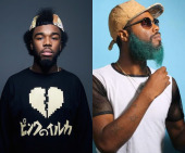 "4 ""Eyes On Me "" Tour Stops IAMSU & Rome Fortune Should Make Music At"