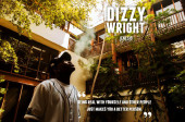 Dizzy Wright Talks About His Chill Aura, Working With Big K.R.I.T. and Tech N9ne, & Helping Shape Society