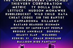 Ty Dolla $ign, The Chainsmokers & Hudson Mohawke Join Thrival's Music Lineup