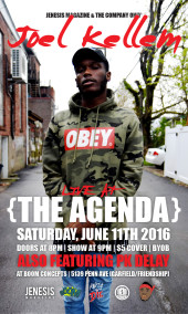 JENESIS & The Company Only Presents The Agenda Featuring Joel Kellem [6/11]