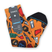 "Thurz Releases ""Party In My Living Room"" Stance Socks Collaboration"